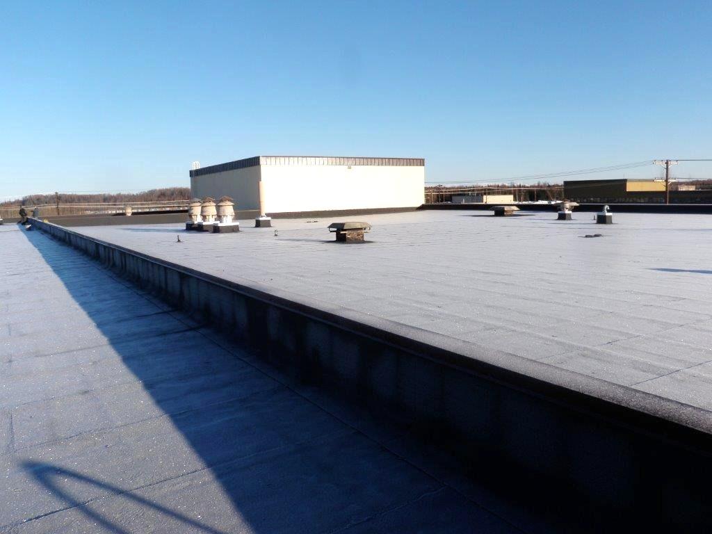 BUR Roofing